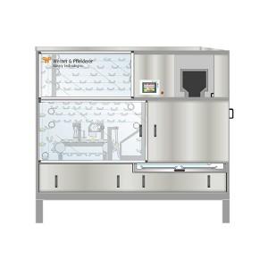 Компактная установка для производства формовых булочек с интегрированной головной машиной FORMPROFI ECO