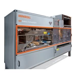 Компактная установка для производства булочек MINIROLL