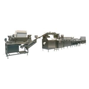 Установка промышленного применения для производства булочек QUADRO ROUND