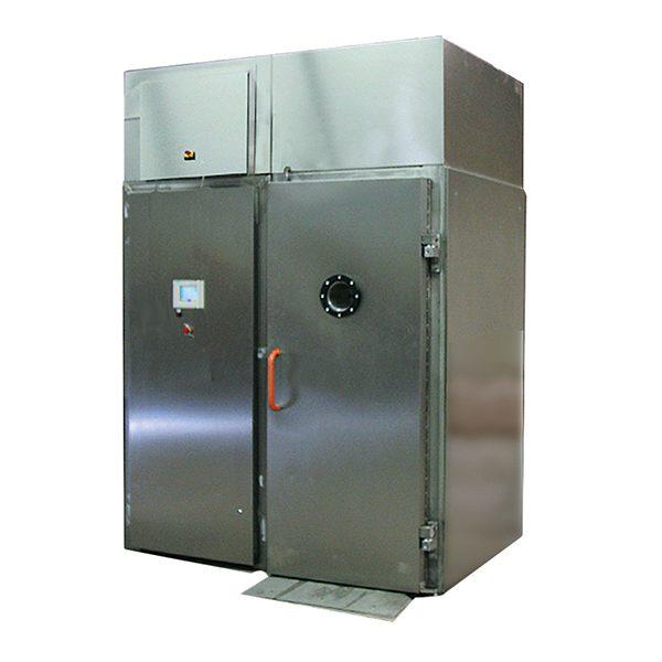 Высокопроизводительное вакуумное охлаждение VACUSPEED®